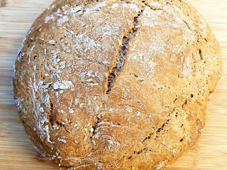 Simple Spelt Soda Bread