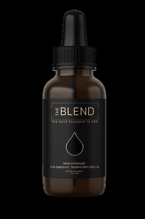 THE BLEND - Hemp Seed Oil