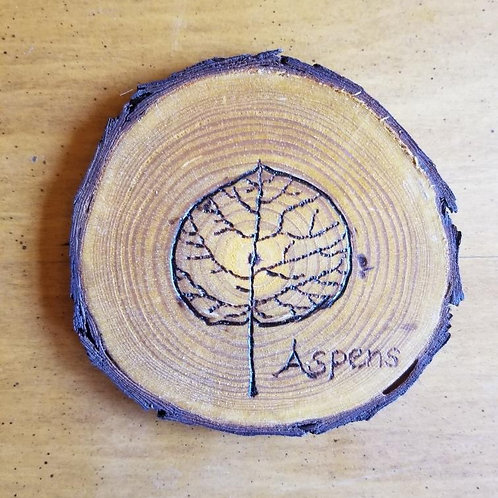 Aspen Leaf (example)