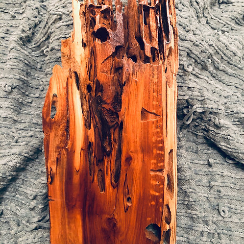 Large Wooden Decoration