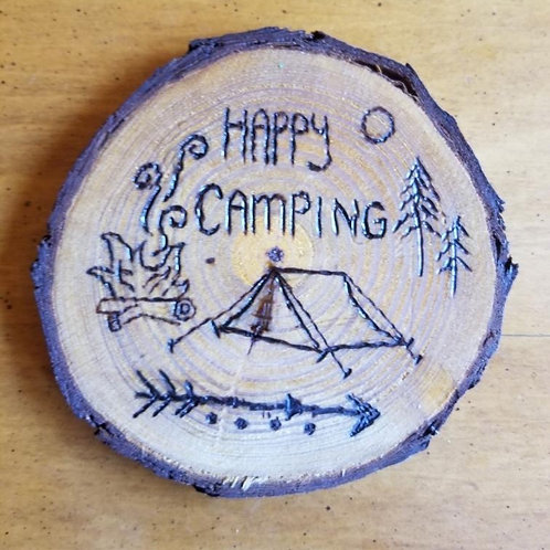 """""""Happy Camping"""" (example)"""