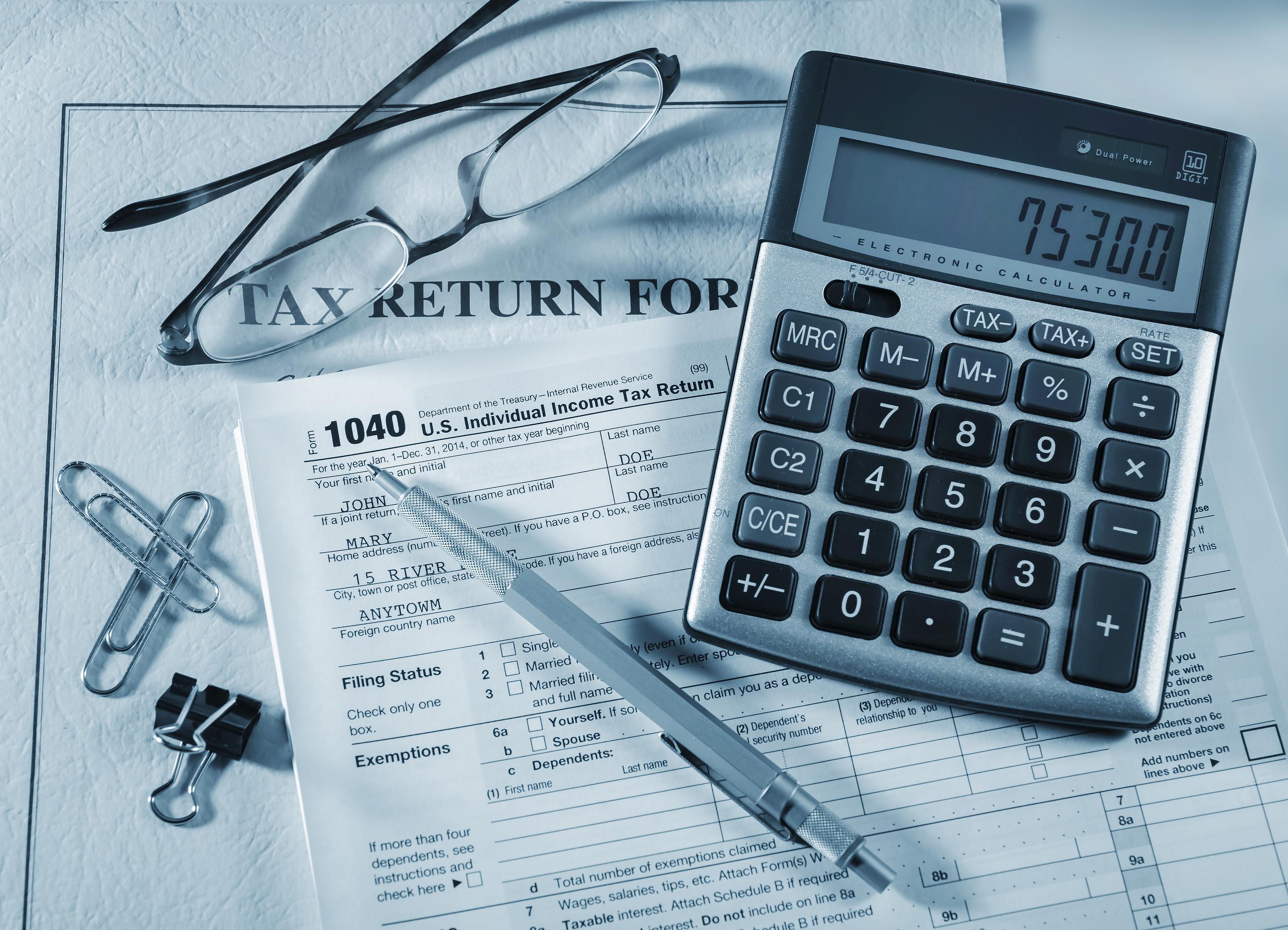 Tax Consultation