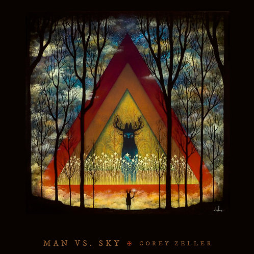 Man vs Sky by Corey Zeller