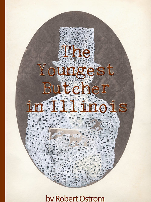The Youngest Butcher in Illinois by Robert Ostrom