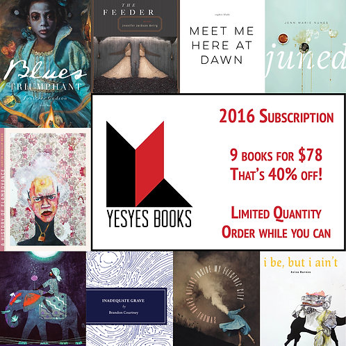YYB 2016 Subscription