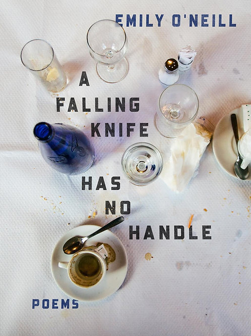 a falling knife has no handle by Emily O'Neill