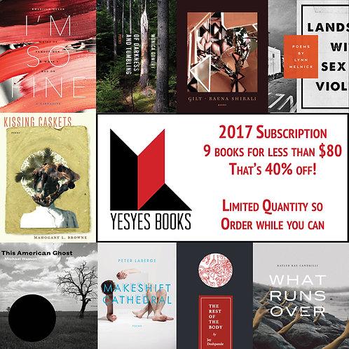 2017 Subscription