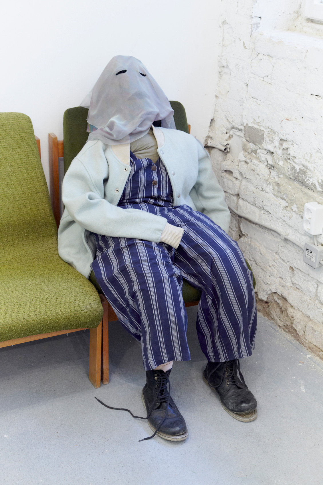 Grandma, dimensions variable, mixed media, 2018