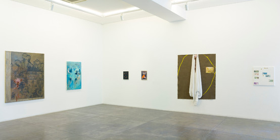 THE THIRD HAND, 2017 | Group Show