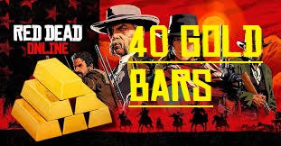 40 Gold Bars + Anti Ban
