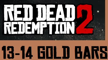 13 Gold Bars + Anti Ban