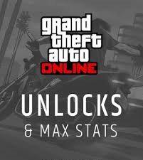 Unlocks with Max Stats