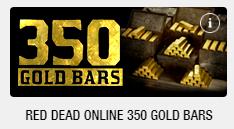 350 Gold bars
