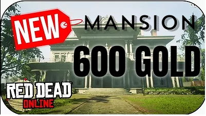 Red Dead Online 600 gold