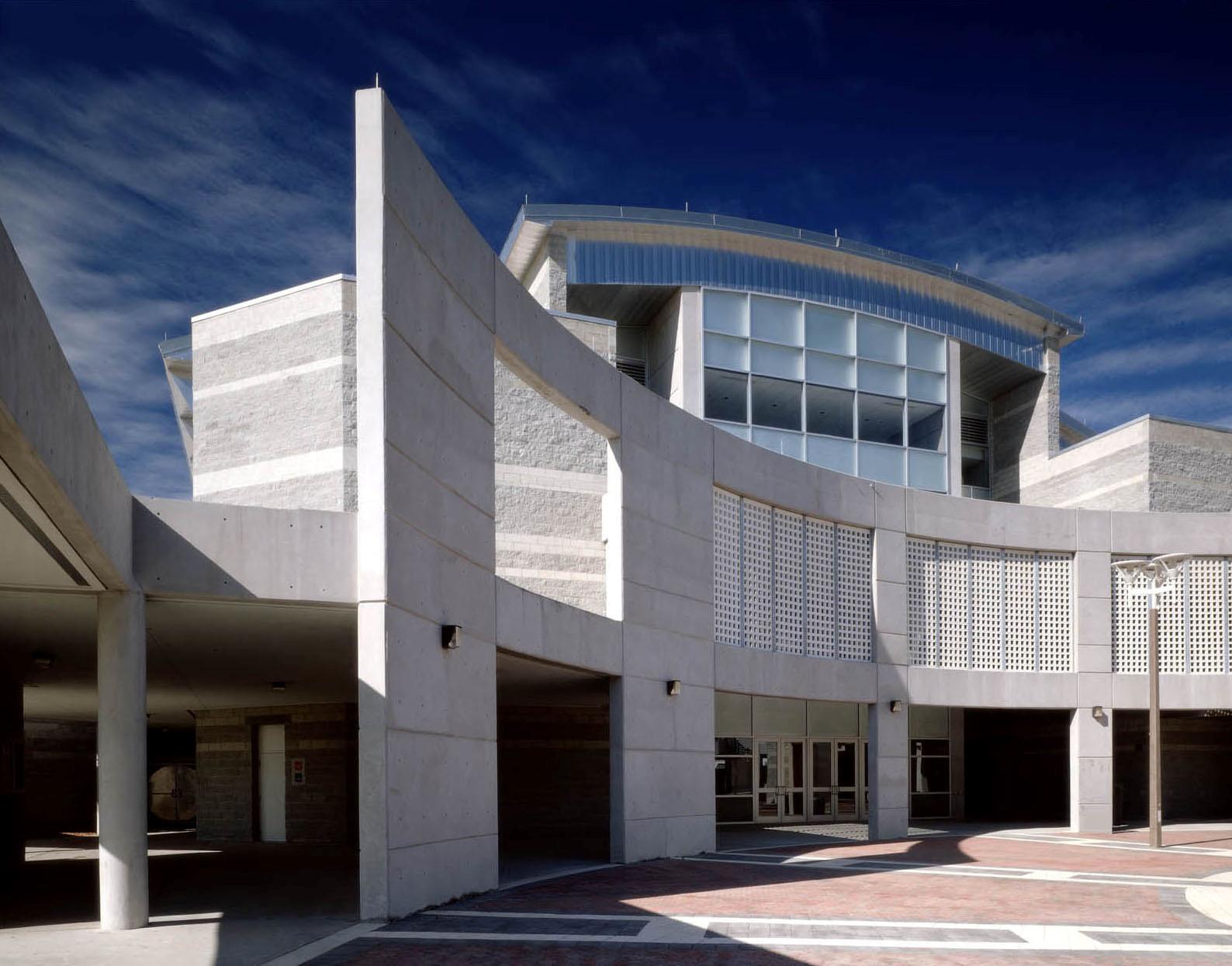 Sarasota Modern School Design