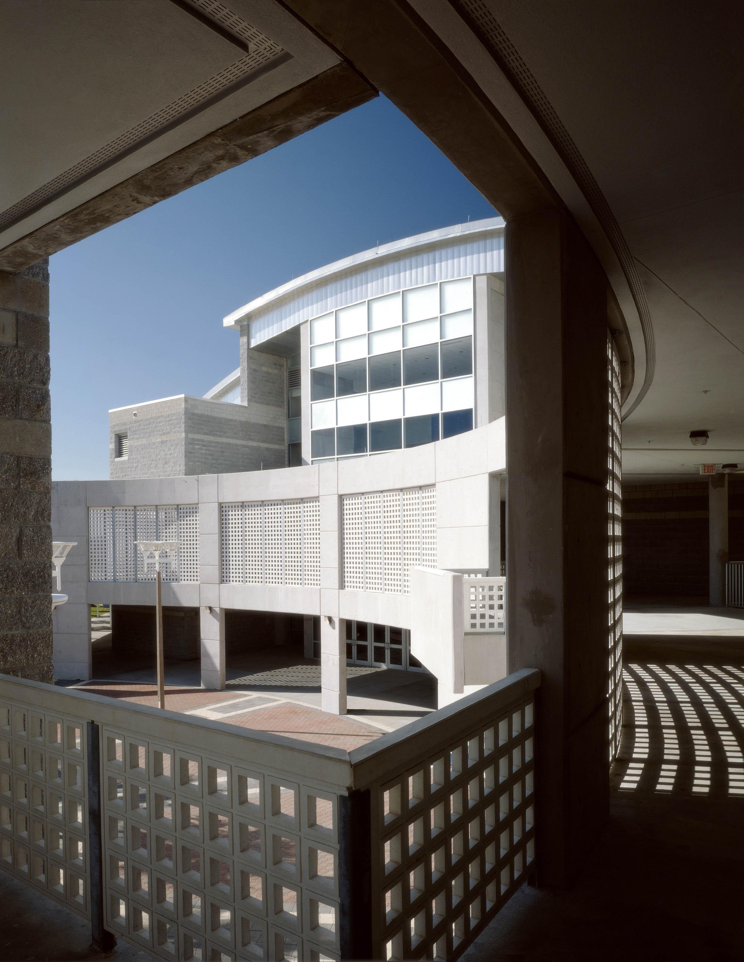 Modern Education Architecture