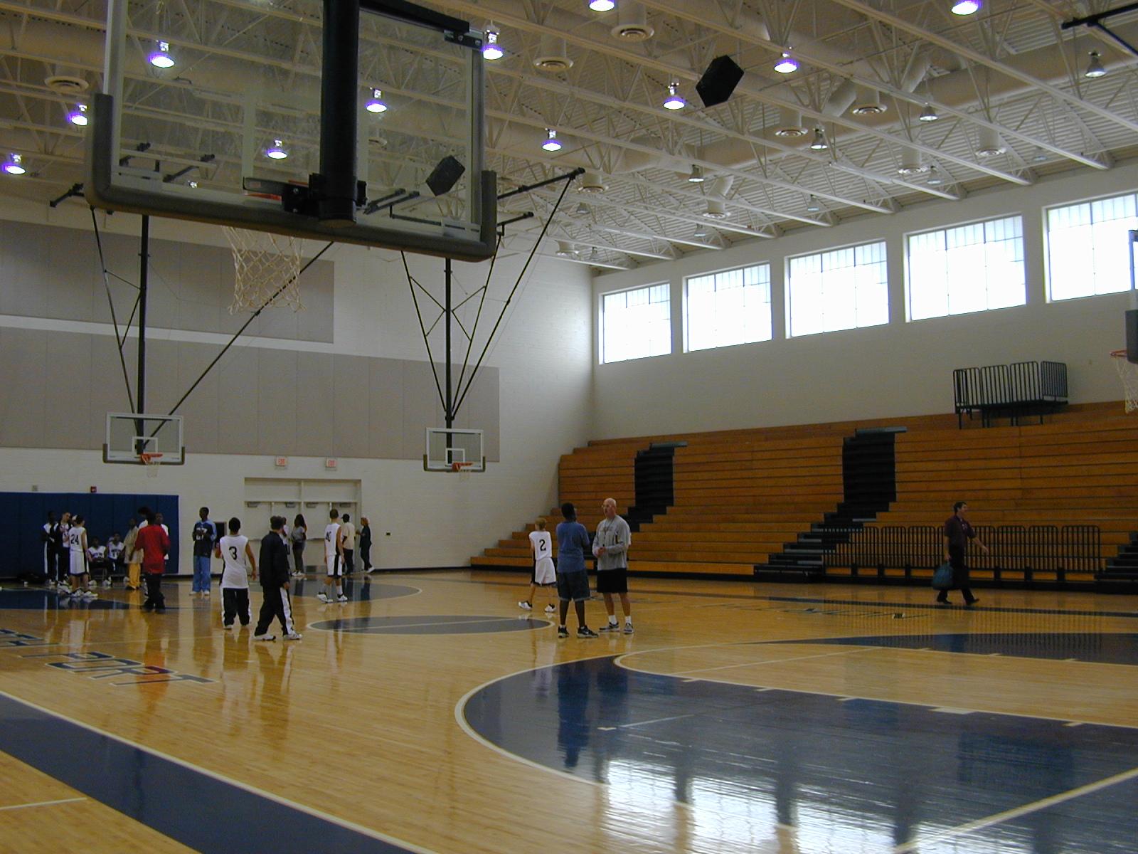 North Port High School Gymnasium