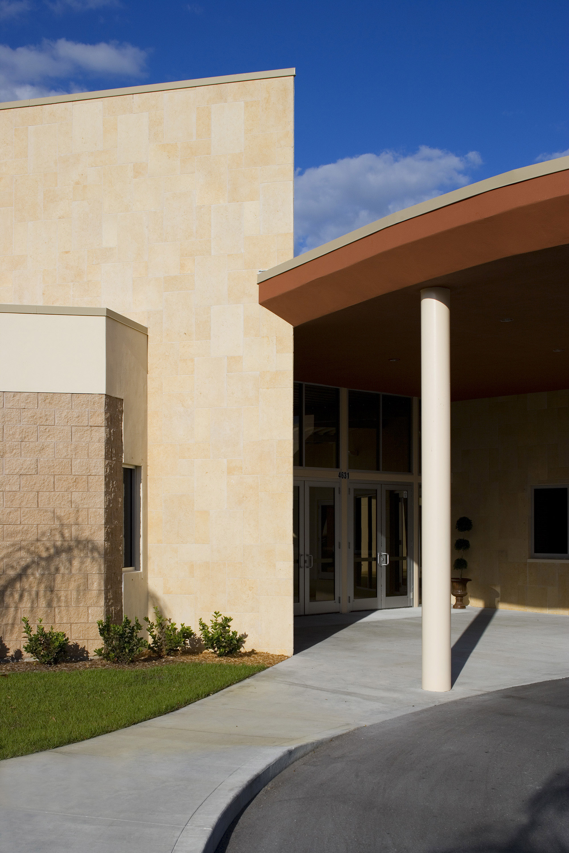 Religious Architecture Detail