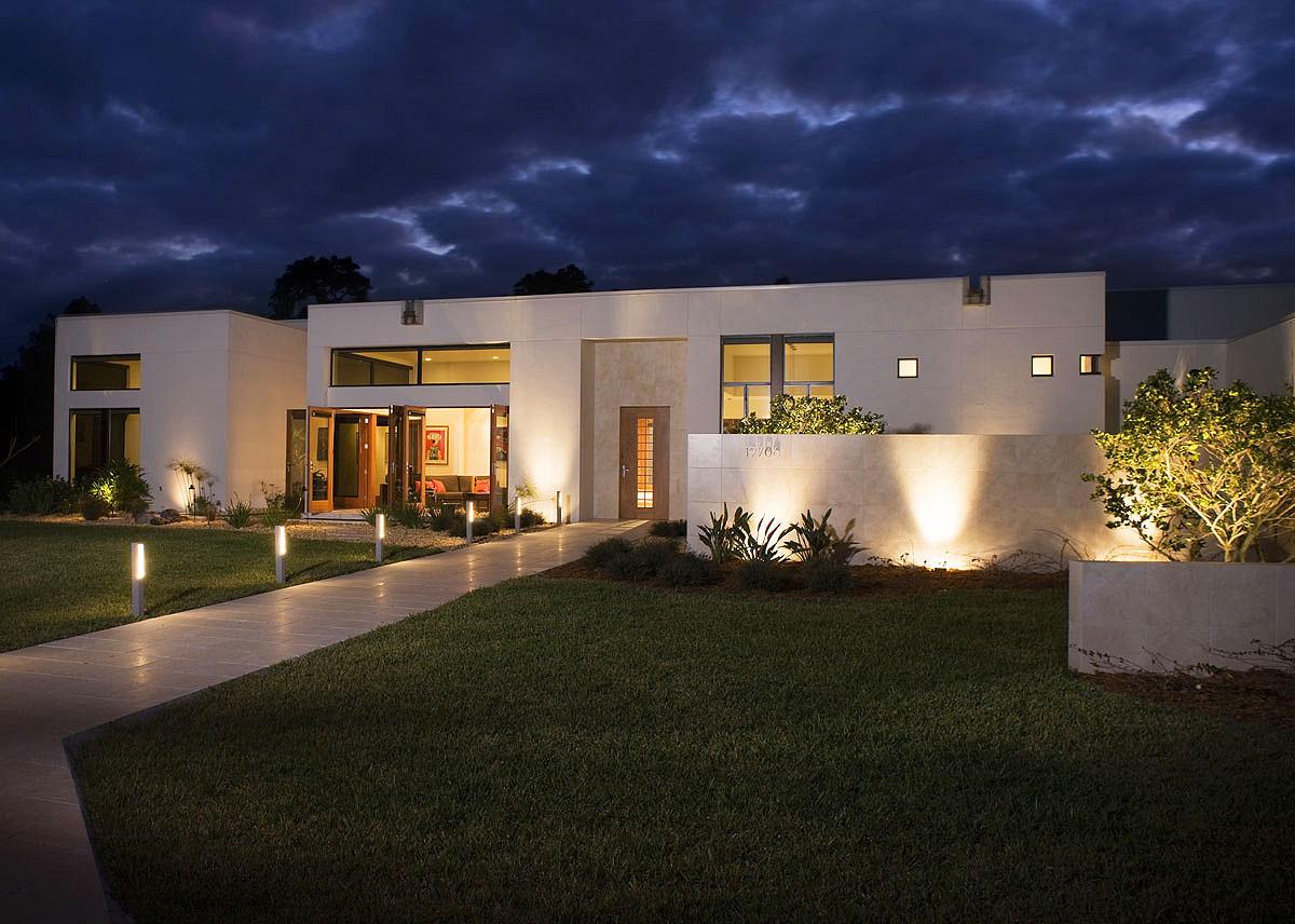 Panther Ridge Modern Home