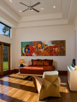 Panther Ridge Residence Bedroom