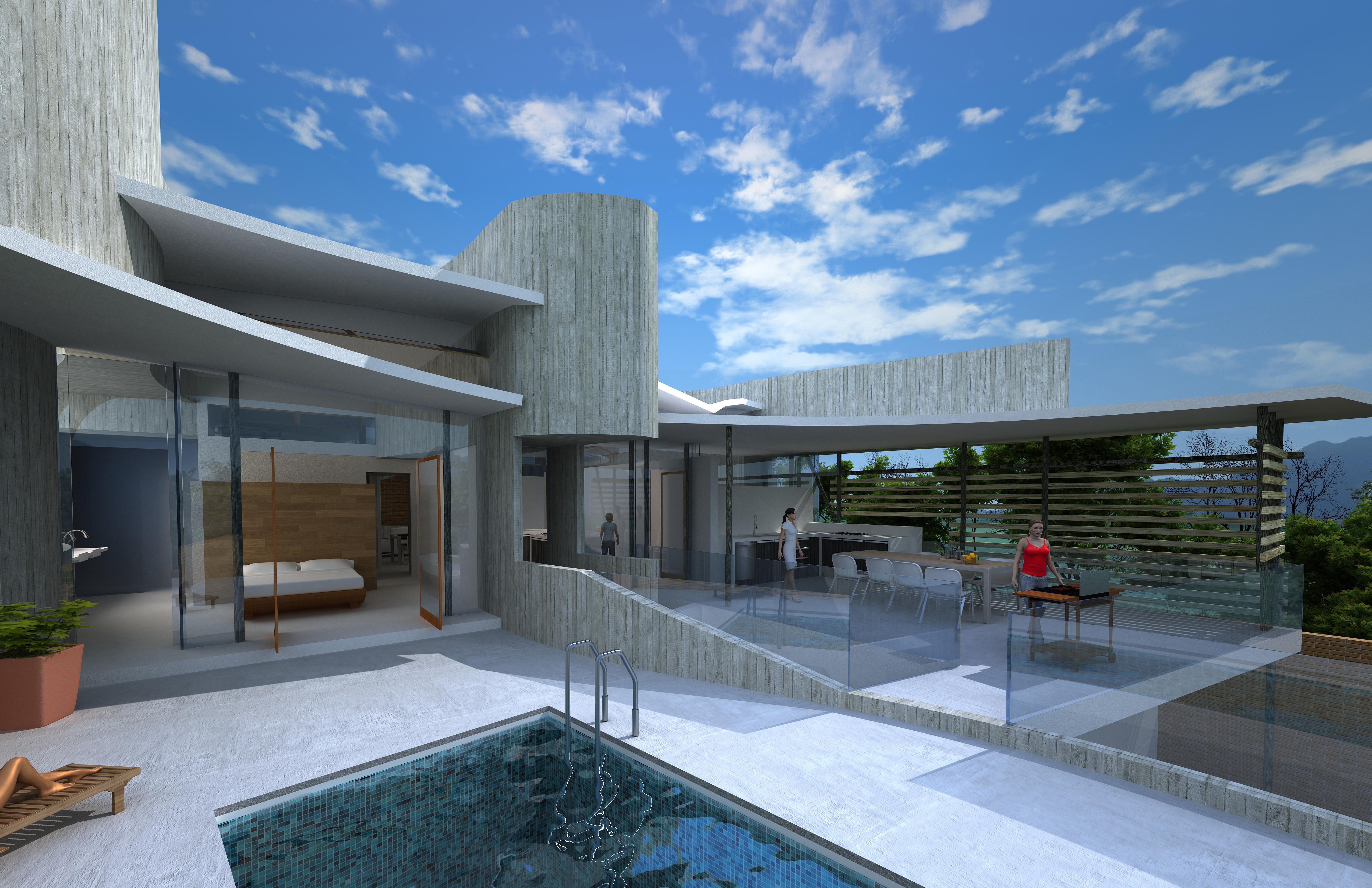 Tarapoto Residence-pool.jpg