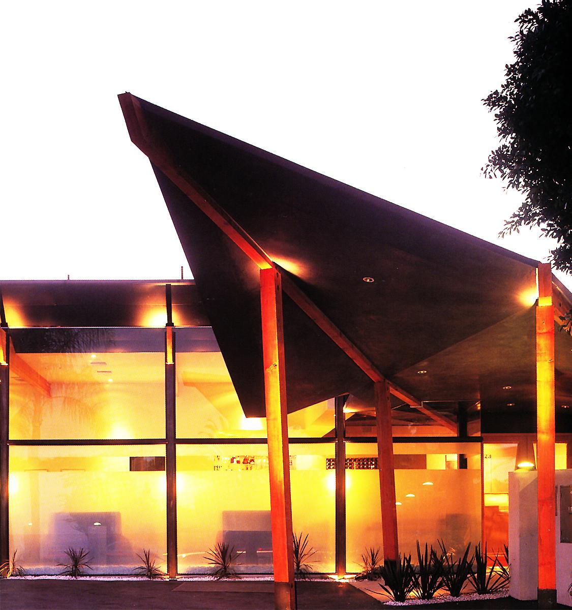 Contemporary Restaurant