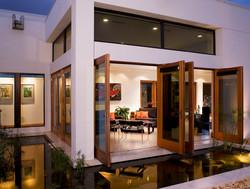 Sarasota Corner Architecture