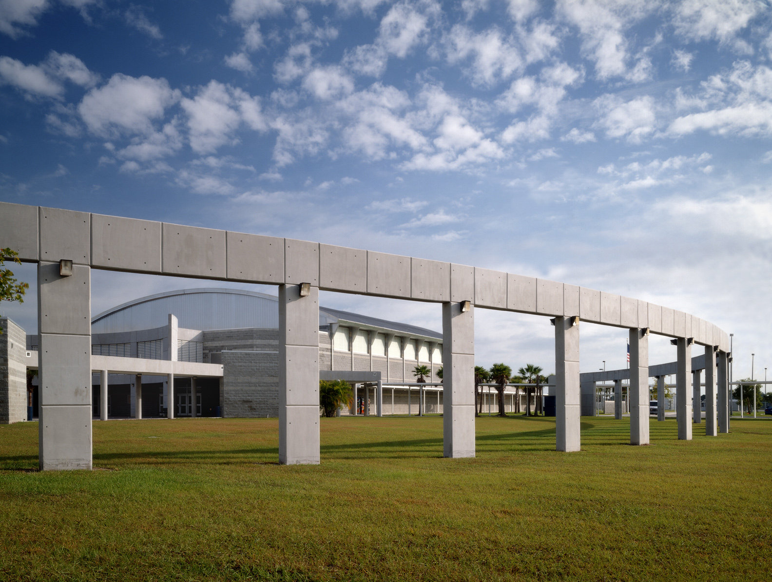 Contemporary School Architecture