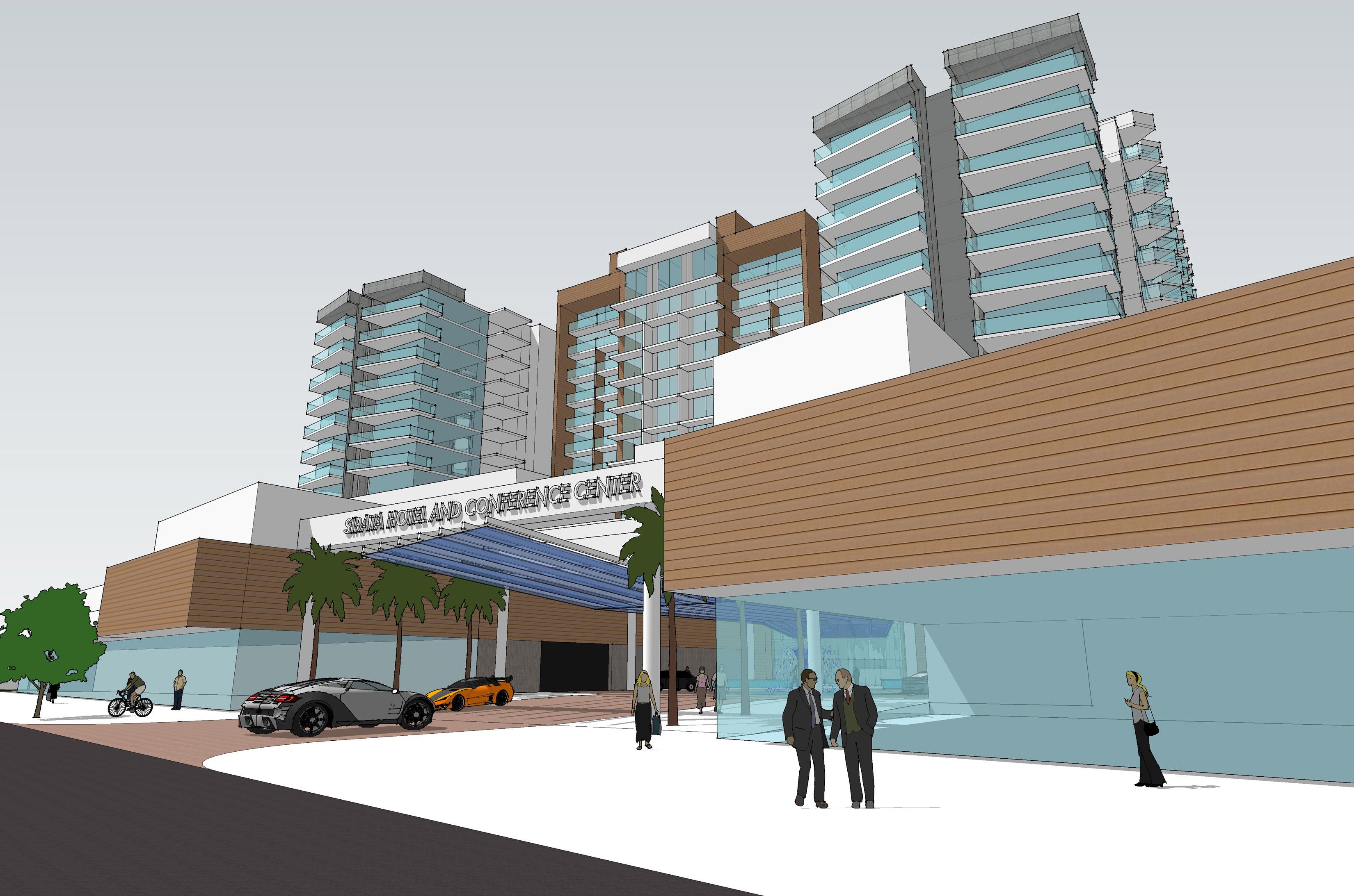 Resort and Hotel Design