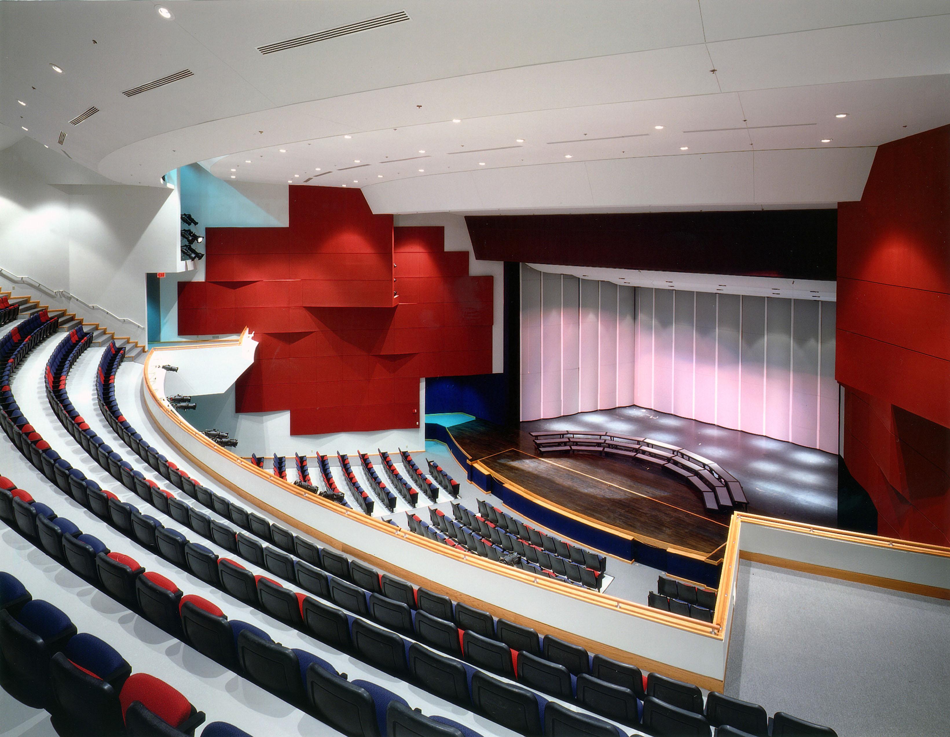 Contemporary Theater Design