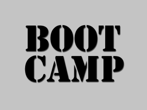BOOT CAMP- 3 day pass