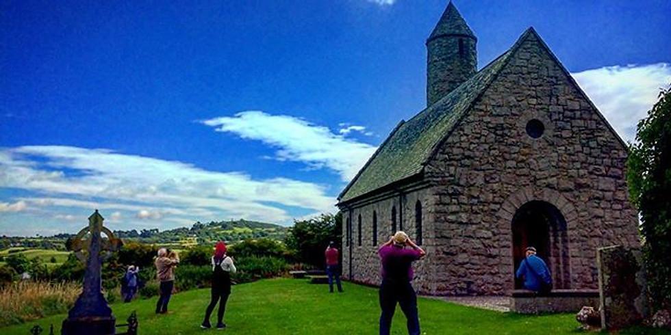 Patrick & the pagan hills