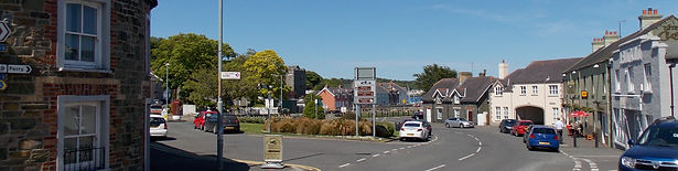 The Square, Strangford