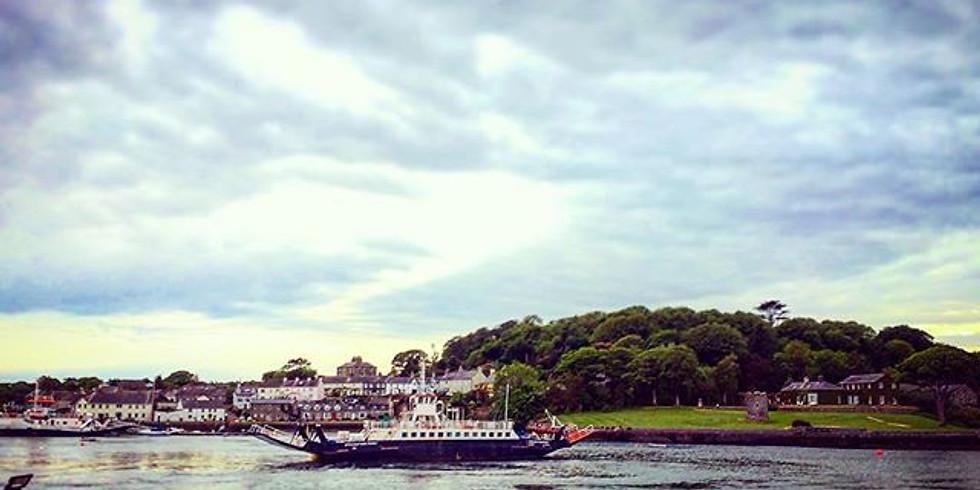 Sail across the Vikings fjord