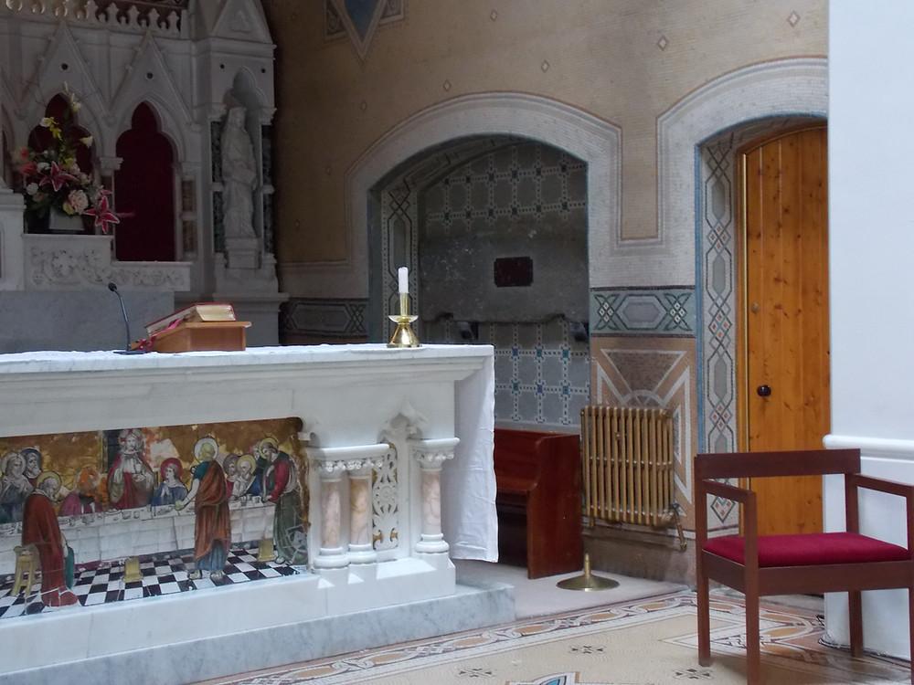 Saul Catholic Church