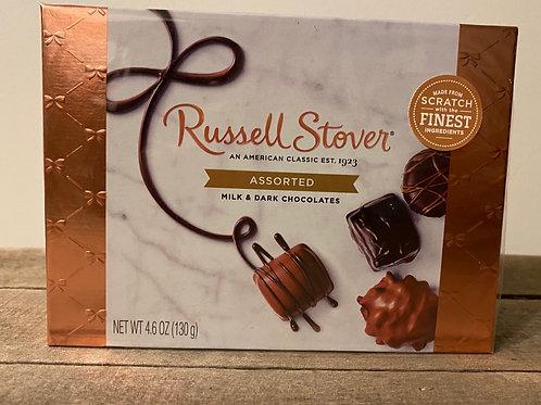 4.6 oz box of Chocolate