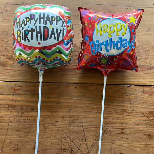 """9"""" Balloons (various occasions)"""