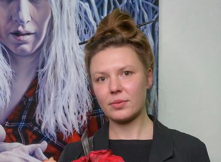 AN INTERVIEW WITH BARBORA KYSILKOVA