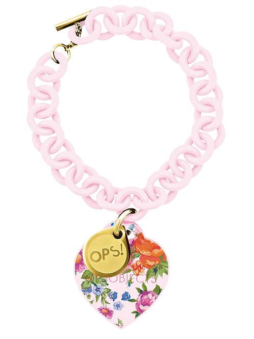 OPS FLOWER, l'iconico braccialetto