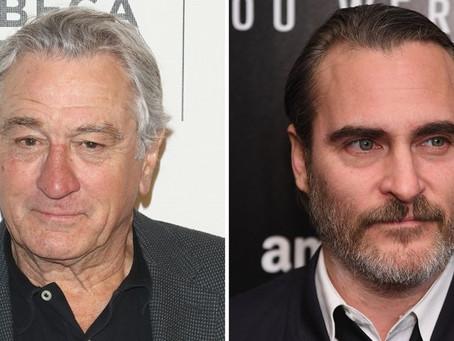Robert De Niro in Talks to Join Joaquin Phoenix in Joker Movie (Exclusive)