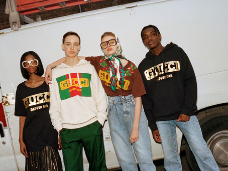 The Gucci x Dapper Dan Collection Is Here and It's So Good