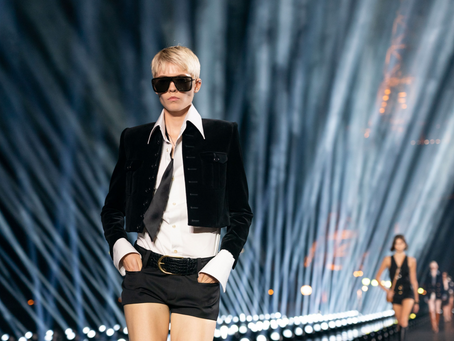 Saint Laurent 2020 Fashion Shows Step off Schedule due to COVID-19