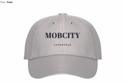 MOBCITY™ SILVER CAP