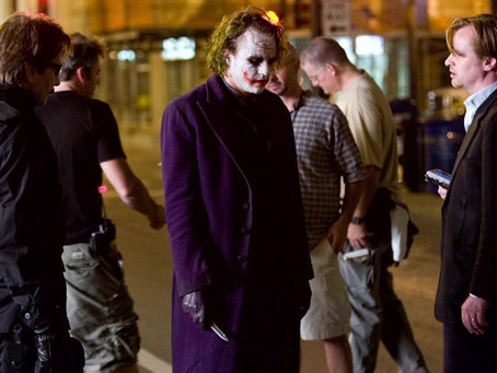 Christopher Nolan's 'Dark Knight' Changed Movies, and the Oscars, Forever