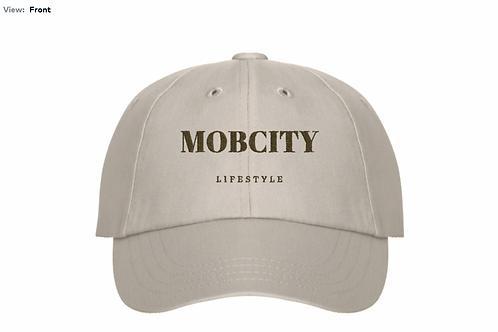 MOBCITY™ BEIGE CAP