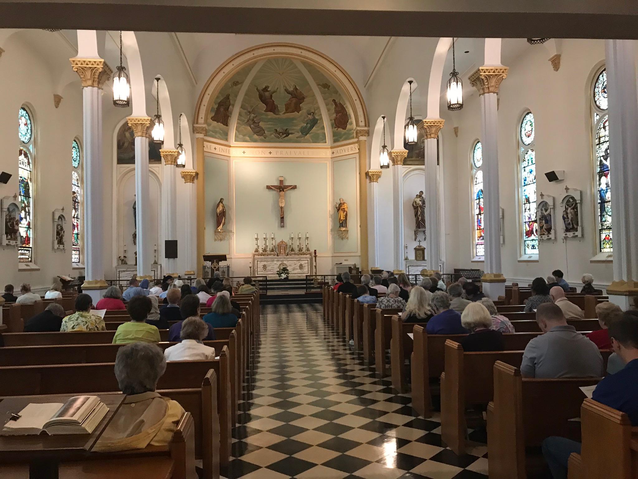 St. Peter's Church, Kingston, NY