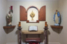 Prepetual Adoration Chapel