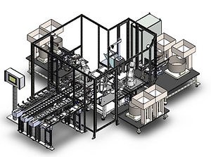 SolidWorks used to build every machine
