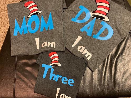 Dr. Seuss Shirts