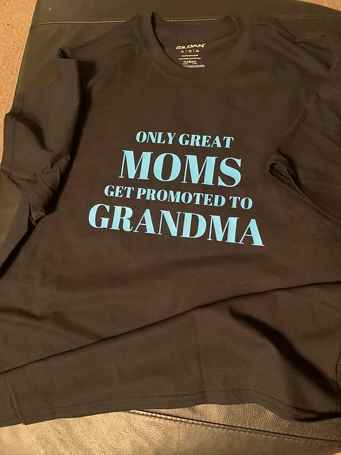 Mom to Grandma
